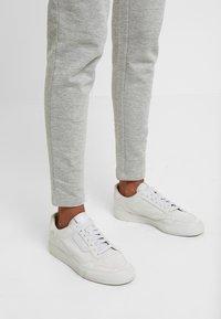 Even&Odd - Teplákové kalhoty - light grey - 5