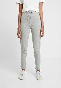 Even&Odd - Teplákové kalhoty - light grey - 0