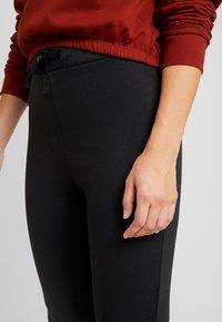 Even&Odd - Pantaloni sportivi - black - 4