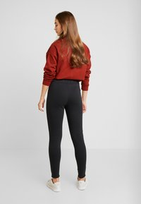 Even&Odd - Pantaloni sportivi - black - 2