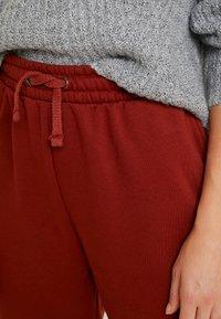 Even&Odd - Pantalon de survêtement - chocolate - 4