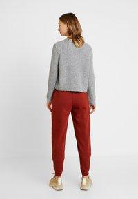 Even&Odd - Pantalon de survêtement - chocolate - 2