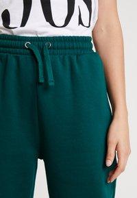 Even&Odd - Spodnie treningowe - teal - 4