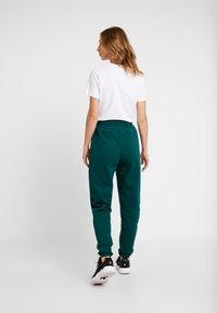 Even&Odd - Spodnie treningowe - teal - 2