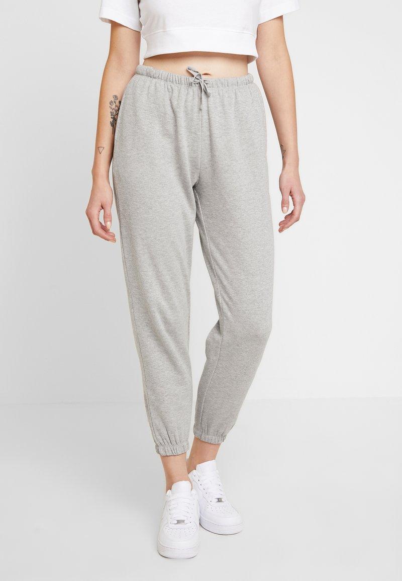 Even&Odd - Tracksuit bottoms - light grey