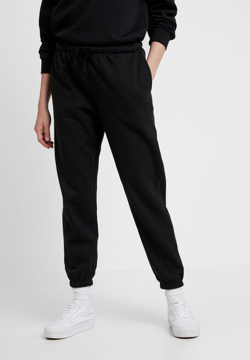 Even&Odd - Pantalones deportivos - black
