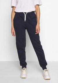 Even&Odd - Spodnie treningowe - dark blue - 0
