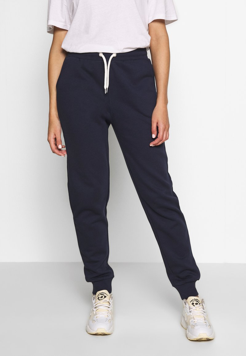 Even&Odd - Spodnie treningowe - dark blue