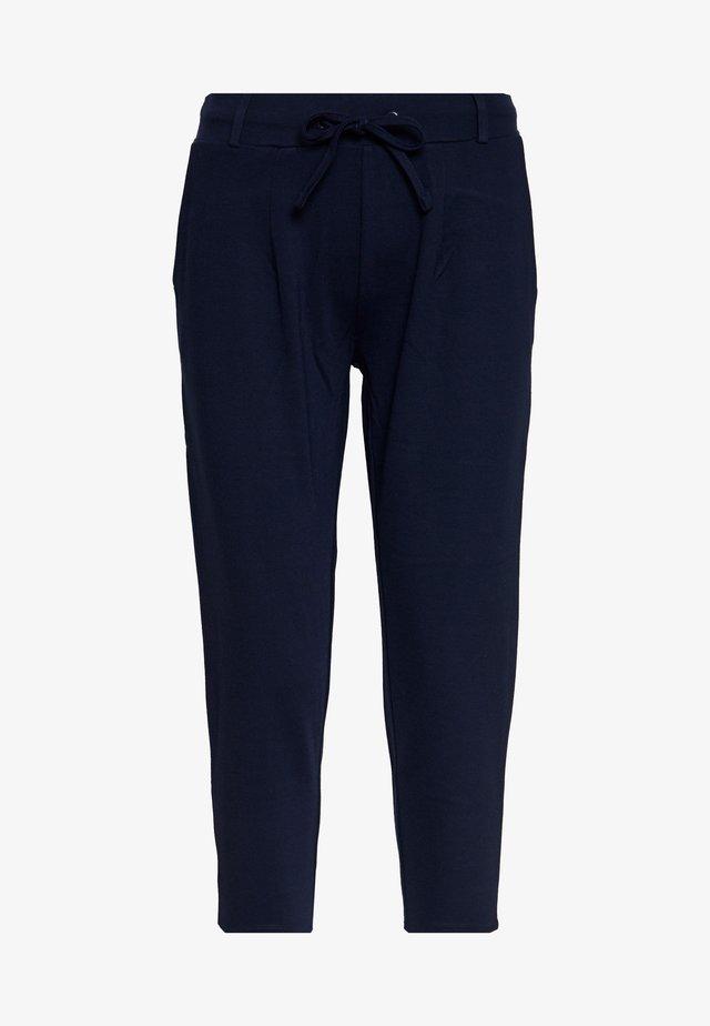 BASIC - Punto Joggers - Stoffhose - dark blue