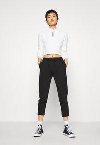 Even&Odd - Trousers - black - 1