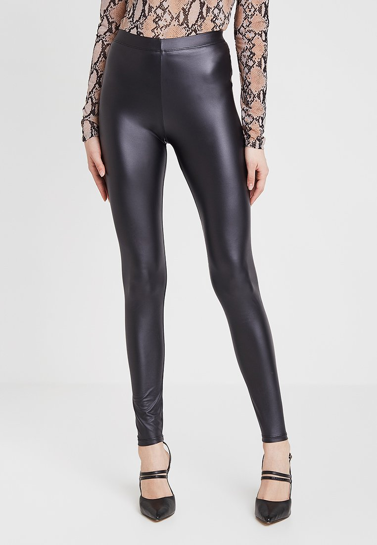 Even&Odd - Legginsy - black