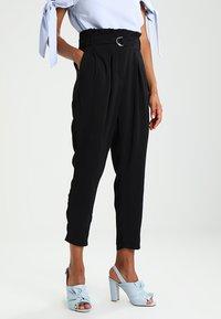 Even&Odd - Pantalon classique - black - 0