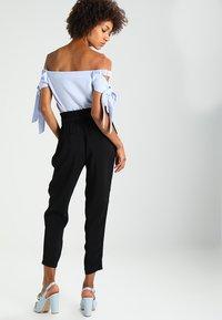 Even&Odd - Pantalon classique - black - 2