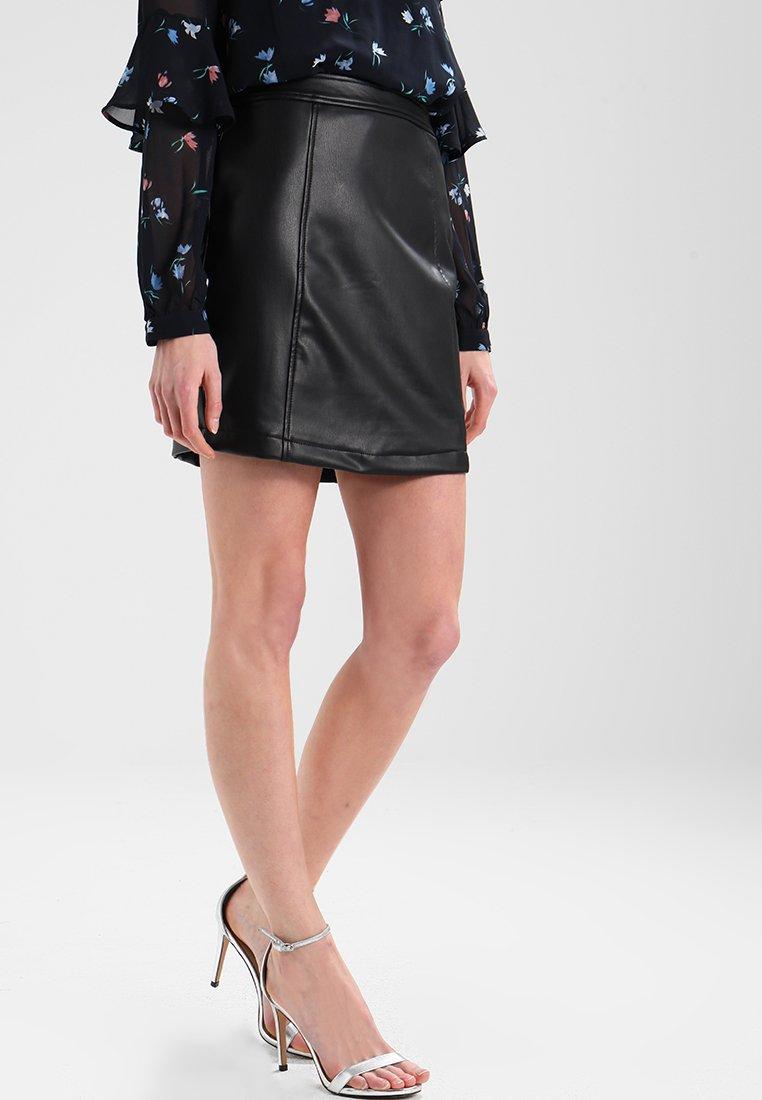 Even&Odd - Mini skirt - black
