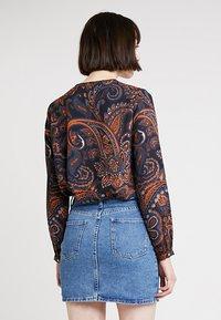 Even&Odd - Spódnica jeansowa - light blue - 2
