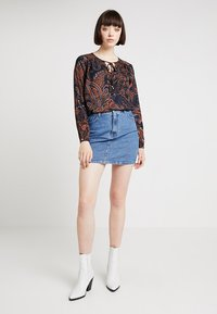 Even&Odd - Spódnica jeansowa - light blue - 1