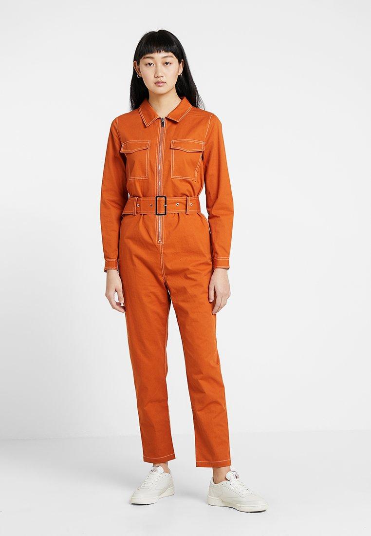 Even&Odd - Haalari - orange