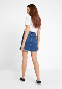 Even&Odd - Denim skirt - blue denim - 2