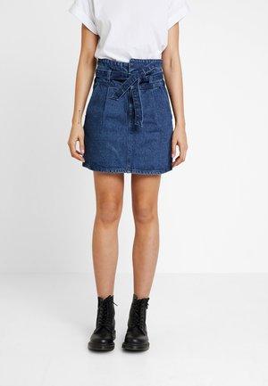 Minifalda - dark blue