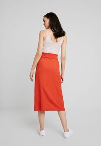 Even&Odd - Pencil skirt - rust - 2