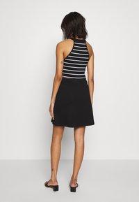Even&Odd - BASIC - Mini skirt - black - 2