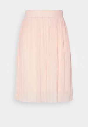 A-line skirt - rose