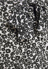 Even&Odd - Minirok - white/black - 2