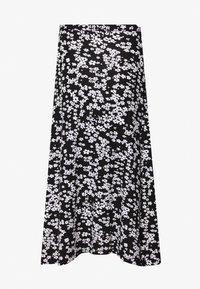 Even&Odd - Pencil skirt - white/black - 1