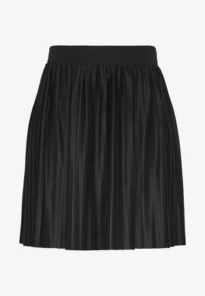 Falda acampanada - black