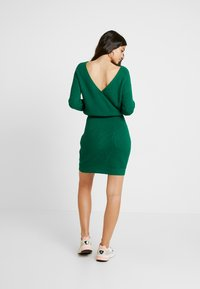 Even&Odd - Abito in maglia - green - 3