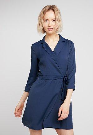 Denní šaty - dakr blue