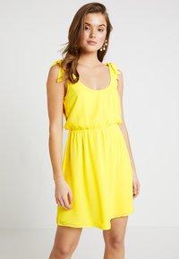 Even&Odd - Vestito estivo - yellow - 0
