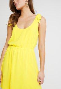 Even&Odd - Vestito estivo - yellow - 3