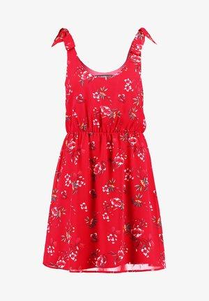 Denní šaty - green/red