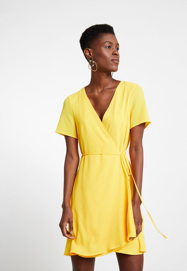 Even&Odd - Denní šaty - yellow