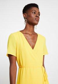 Even&Odd - Denní šaty - yellow - 3