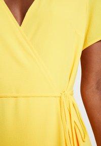 Even&Odd - Denní šaty - yellow - 5