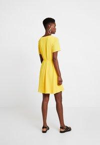 Even&Odd - Denní šaty - yellow - 2