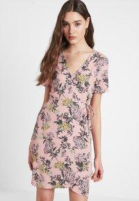 Even&Odd - Denní šaty - pink - 0