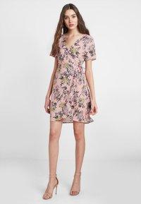 Even&Odd - Denní šaty - pink - 2