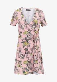 Even&Odd - Denní šaty - pink - 4