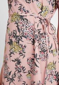 Even&Odd - Denní šaty - pink - 5