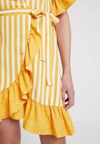 Even&Odd - Hverdagskjoler - yellow/white - 5