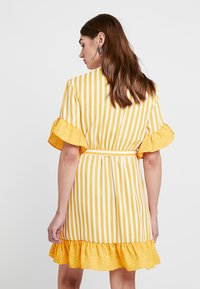 Even&Odd - Hverdagskjoler - yellow/white - 3