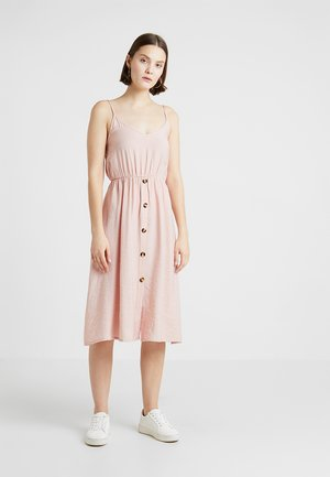 Day dress - rose