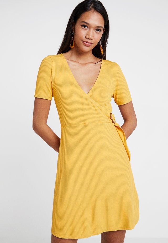 Jerseykjoler - yellow