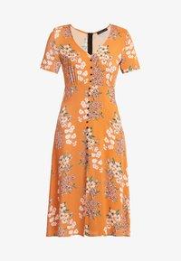 Even&Odd - Košilové šaty - orange - 4