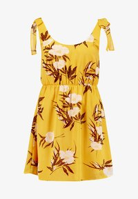 Even&Odd - Korte jurk - yellow - 4