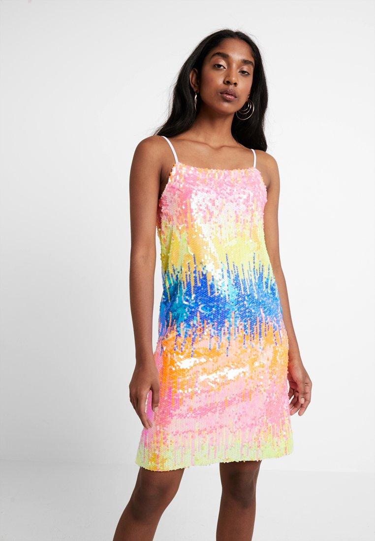 Even&Odd - Koktejlové šaty/ šaty na párty - multicoloured