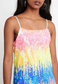Even&Odd - Koktejlové šaty/ šaty na párty - multicoloured - 5